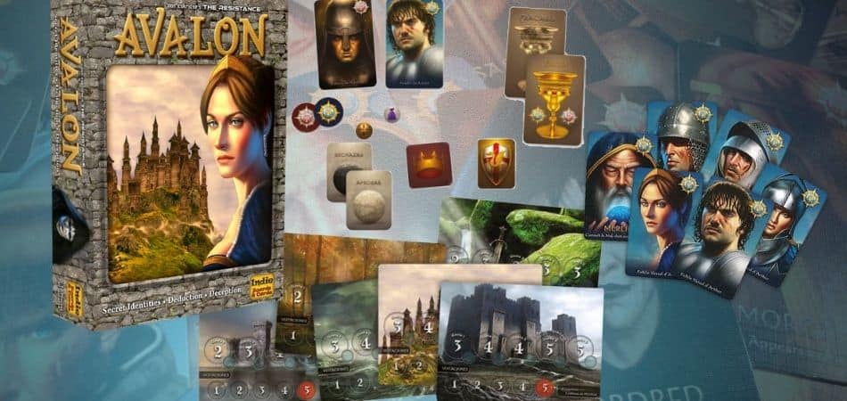 Unboxing The Resistance: Avalon