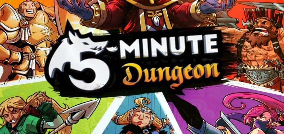5 Minute Dungeon Review