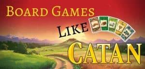 Best Board Games Like Catan