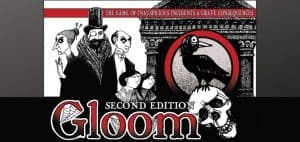 Gloom Card Game