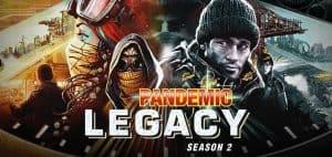 Pandemic Legacy Season 2 Review