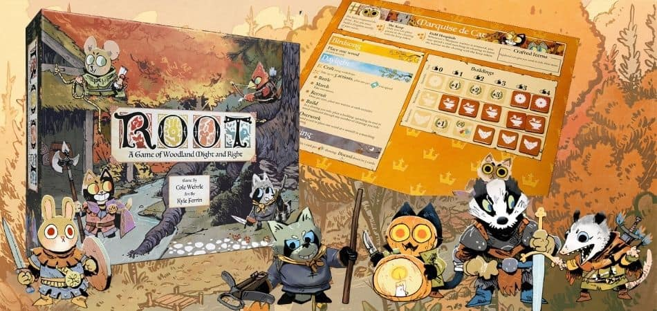 Root Board Game Overview