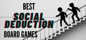 Best Social Deduction Board Games