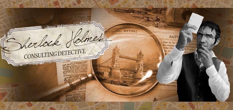 Sherlock Holmes Consulting Detective Featured