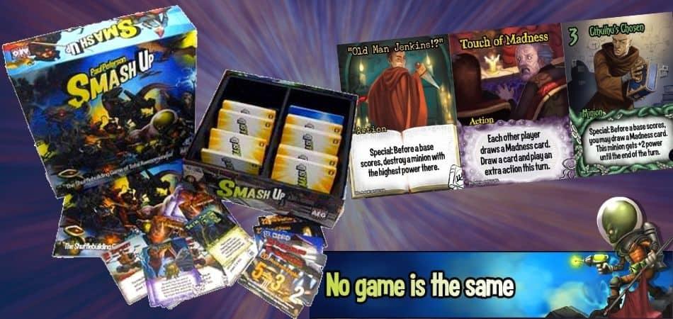 Smash Up Core Box Packs