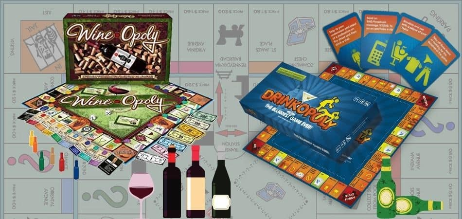 Wineopoly/Drinkopoly