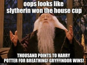 Harry Potter Dumbledore Meme