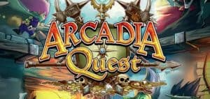 Arcadia Quest Board Game Featured