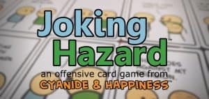 Joking Hazard Card Game Featured