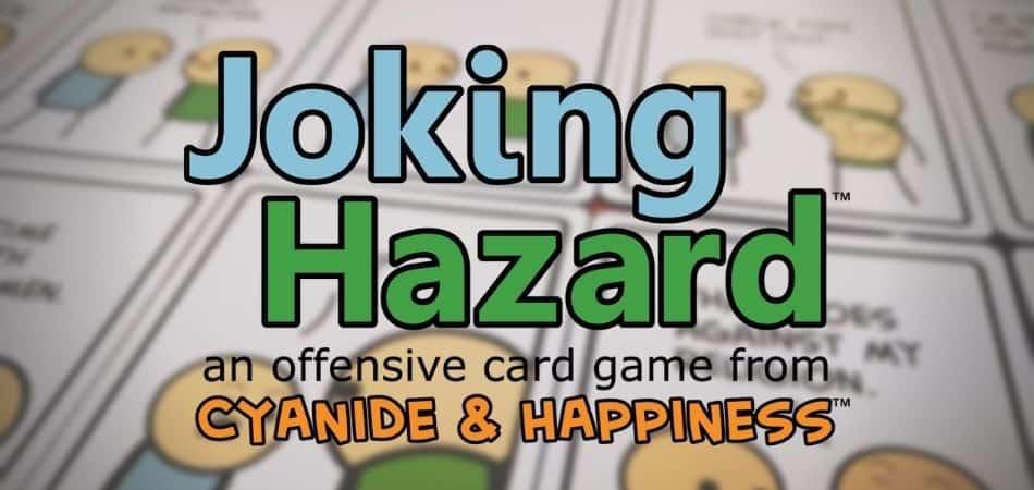 Joking Hazard Card Game Featured