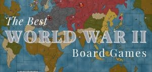 Best WW2 Board Games Featured Image