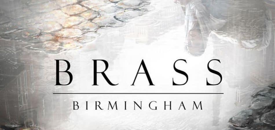 Brass Birmingham Board Game Art Featured Image