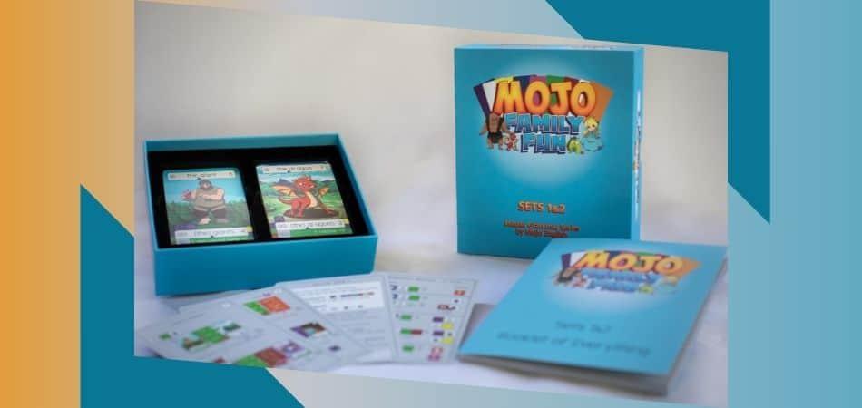 Mojo Card Game Box Sets 1-2