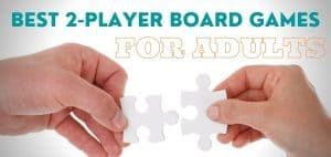 Best 2-Player Board Games Featured Image