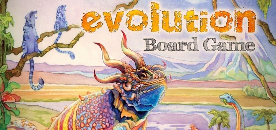 Evolution Board Game Art Header