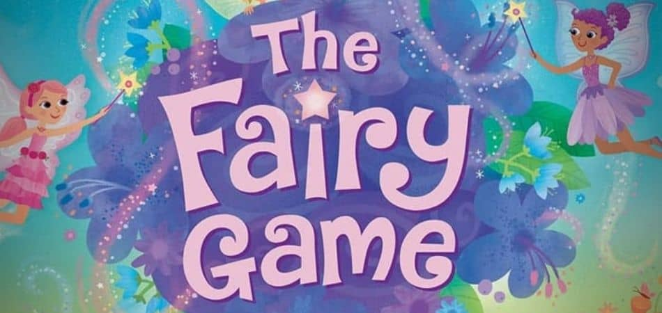 The Fairy Game Board Game Art
