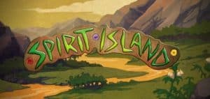 Spirit Island Board Game Logo