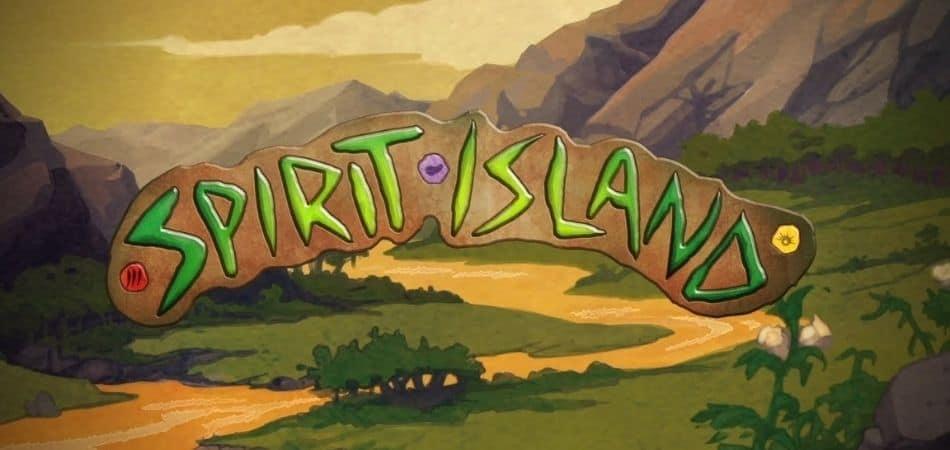 Spirit Island Board Game Logo