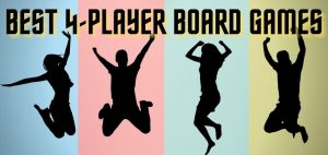 Best 4-Player Board Games Featured Image