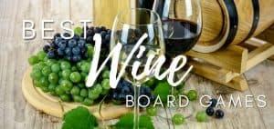 Best Wine Board Games Featured