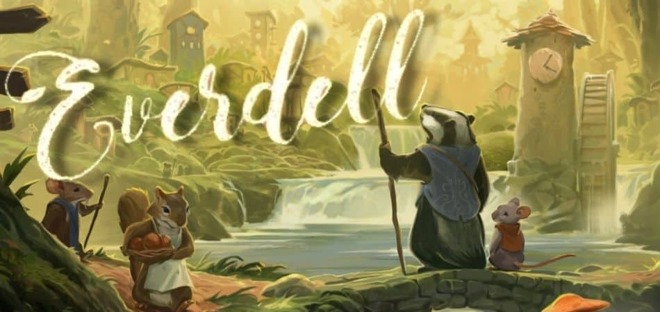 Everdell Board Game Featured Image