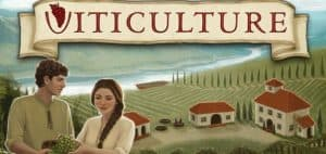 Viticulture Essential Edition Board Game Art