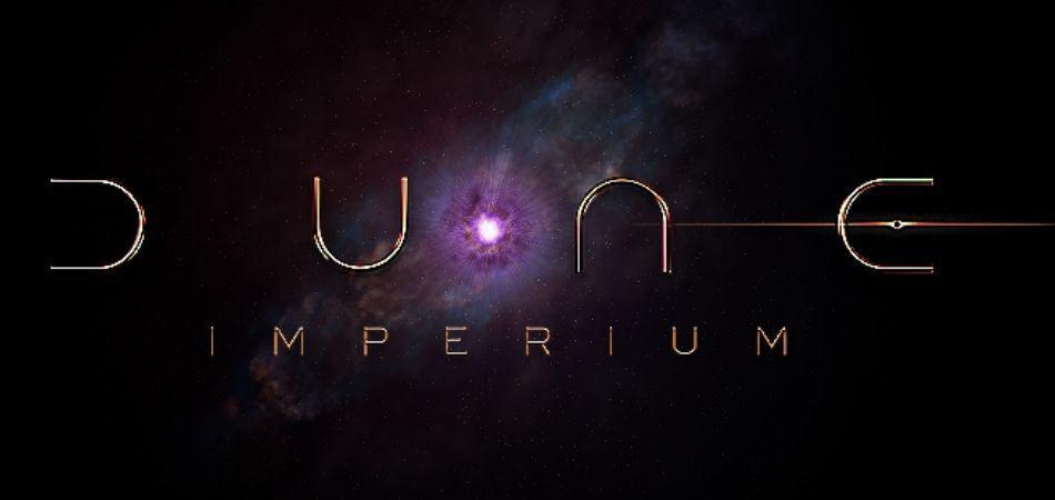 Dune: Imperium board game logo