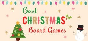 Best Christmas Board Games Featured Image