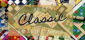 Best Classic Board Games Featured Image