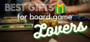 Best Gifts for Board Game Lovers Featured Image
