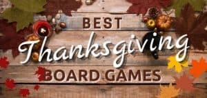 Best Thanksgiving Board Games Featured Image