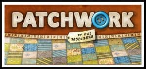 Patchwork Board Game Featured Image