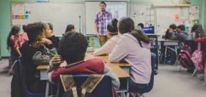 Classroom children teacher Unsplash