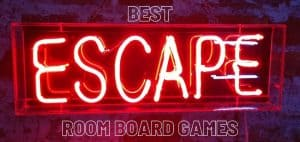 Best Escape Room Board Games Featured Image