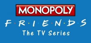 Monopoly: Friends the TV Series Edition Board Game Featured Image