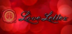 Love Letter card game logo