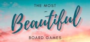 Most Beautiful Board Games Featured Image