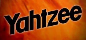 Yahtzee Dice Game Logo