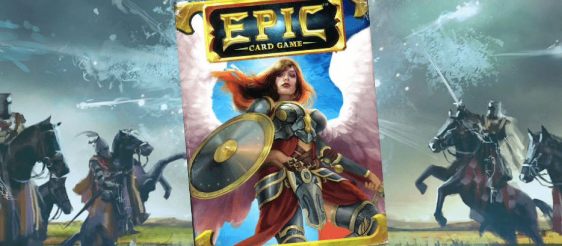 Epic Card Game Featured Image