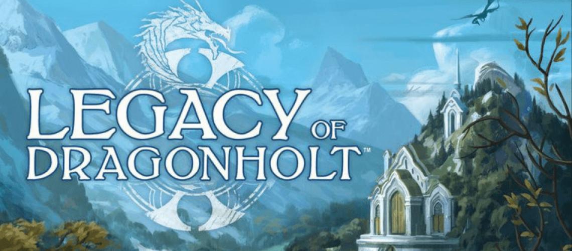 Legacy of Dragonholt Review Header
