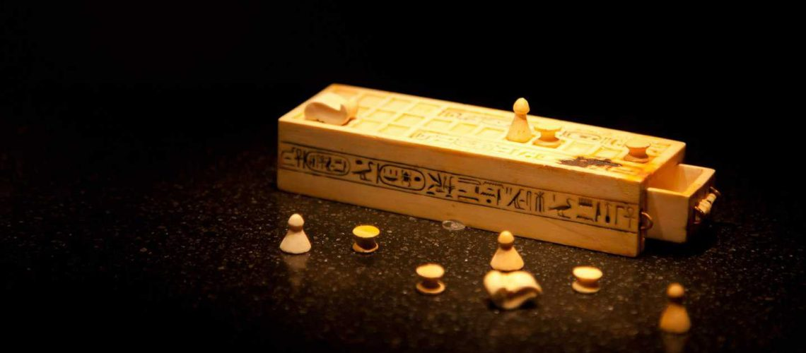 Senet Board Game - History of Board Games